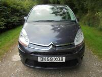 Citroen C4 Picasso 1.6HDi ( 110bhp ) VTR+ ECONOMICAL RELIABLE LOW RUNNING COSTS