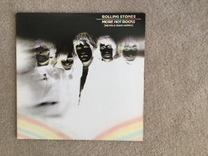 Rolling Stones More Hot Rocks 33 1/3 RPM vinyl LP