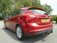 Ford Focus Titanium 1.6 2012 84,000 miles (FSH)