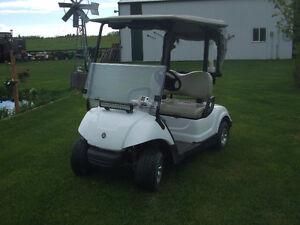 Golf car, custom golf cart, Club Car, gas golf car