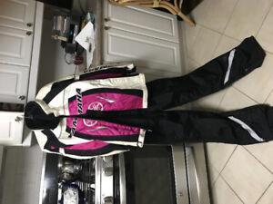 Snowmobile suit Lady's XL coat L pants