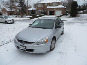 2003 Honda Accord DX Sedan