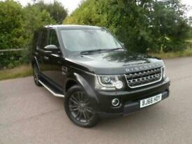 Land Rover Discovery 4 3.0SD V6 (255bhp) Graphite (s/s) Station Wagon 5d 2993cc