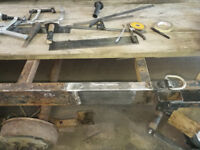 Mobile welding and custom fabrication (Welder)