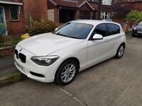BMW 1 series 5dr 120D SE, Open to any offers.