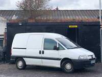 PEUGEOT EXPERT VAN 2.0HDi + GENUINE LOW 79K MILES + 2 SLIDING DOORS