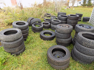 Tires Used and New Overstocked Calls ONLY  743-2551 St. John's Newfoundland image 2