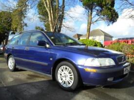 VOLVO V40 2.0 AUTO 2003 HPI CLEAR INC WARRANTY COMPLETE WITH M.O.T
