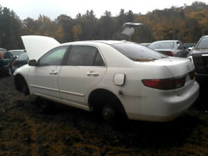 2005 Honda Accord (J00932) Parts Available