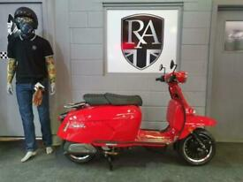 Royal Alloy GP125 s LC