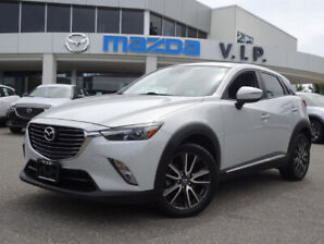 2016 Mazda CX3 GT Technology Package AWD