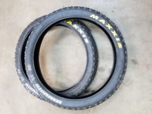 Mammoth Fat Bike Tires
