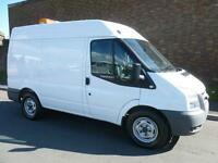 2007 Ford TRANSIT 330 Swb Shr 100ps Van Manual Medium Van