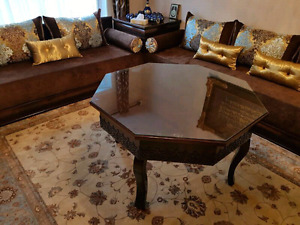 Salon marocain ANDALOUSSE