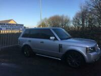 Rover Range Rover 3.0 Td6*2010*2011*2012 FACE LIFTED VOGUE*PX WELCOME