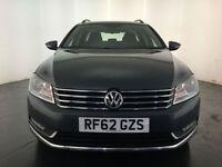 2013 VOLKSWAGEN PASSAT HIGHLINE TDI ESTATE 1 OWNER VW HISTORY FINANCE PX WELCOME