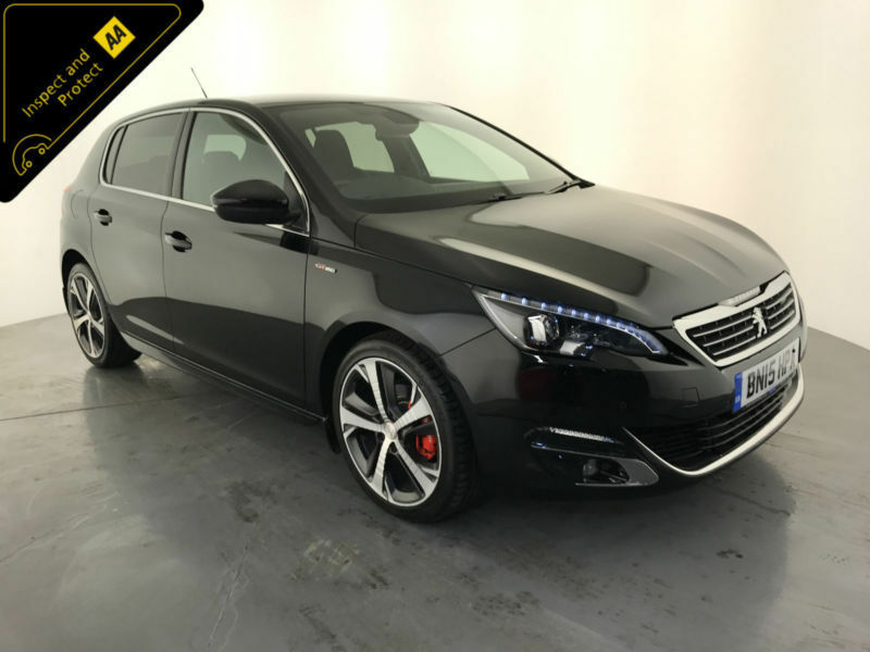 2015 peugeot 308 gt line hdi 5 door hatchback diesel. Black Bedroom Furniture Sets. Home Design Ideas