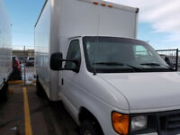 2003 Cube Van Diesel 7.3 L For Sale Vancouver Greater Vancouver Area Preview