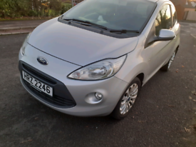 Ford Ka Zetec 2014 Mot Feb 2022.Offers just serviced new discs pads t