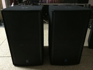 Yorkville Sound Unity Series Powered Subwoofer