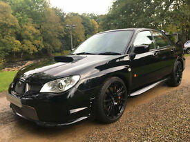 ICONIC SUBARU IMPREZA WRX STI RB320 LTD EDITION 2007 A COLLECTORS CAR