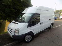 FORD TRANSIT 350 LWB 2.2 FWD 140 BHP 6 SPEED 2010 10