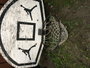 Used Basket wall hoop