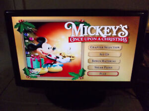 LCD tv 24 inch Colby no remote