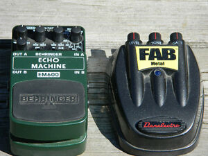 Echo Machine and FAB Metal