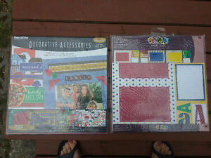 Scrapbook packages