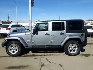 2014 Jeep Wrangler Unlimited SAHARA  -  A/C - $112.60 /Wk