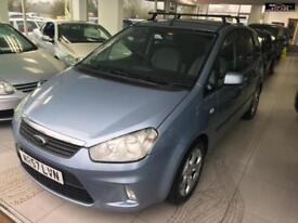 FORD C-MAX ZETEC Blue Manual Diesel, 2007