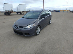 2007 Mazda Mazda5 GS Wagon up for AUCTION