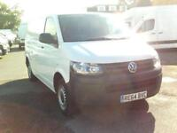 Volkswagen Transporter 2.0 Tdi 84Ps Startline Van DIESEL MANUAL WHITE (2014)
