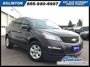 2015 Chevrolet Traverse LSAll wheel drive