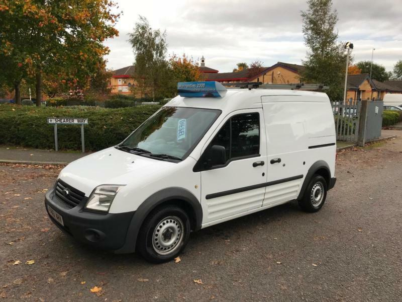 bbf23411a2 2011 Ford Transit Connect 1.8TDCi ( 90PS ) T230 LWB-HIGH ROOF-NO VAT