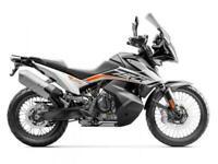 KTM 790 Adventure 2020 Travel adventure Motorcycle- Pre Registered 70 plate b...