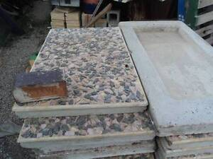Huge concrete slabs with pink/grey gravel mix............from $25 North Plympton West Torrens Area Preview