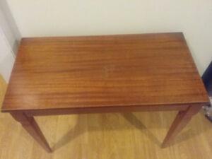 Vintage Piano Bench with Storage!