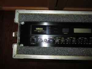 Vintage Yamaha Rev 7 Reverberator Digital Effects Processor Kitchener / Waterloo Kitchener Area image 8