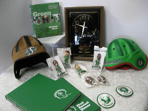 Saskatchewan Roughrider -- FROM PAST TIMES  Antiques & Colls