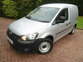 2013 Volkswagen Caddy C20 Bluemotion Tech 1.6TDI WITH AIR/CON AND ELEC/PACK