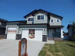 BLACKFALDS, BRAND NEW 2 STOREY HOME BUILT BY FALCON HOMES
