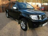 2011 Nissan Navara Double Cab Pick Up Tekna 2.5dCi 190 4WD ABSOLUTELY STUNNIING