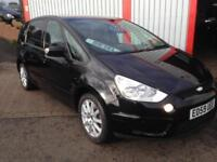 Ford S-MAX 2.0TDCi ( 140ps ) 2008 Zetec GREAT FAMILY CAR
