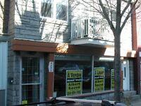 Immeuble commercial À Vendre au cœur du Plateau Mont-Royal. Au 4