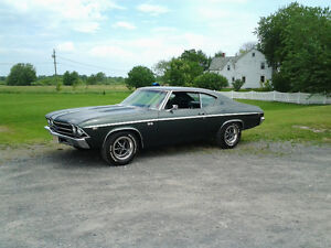 WANTED: '66-72 Chevelle SS or '68-70 GTO