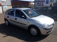 Vauxhall/Opel Corsa 1.2i 16v 2003.5MY Club 5 DOOR