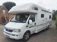 Bessacarr E795- Quality 6 Berth Family Motorhome For Sale