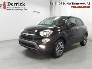 2016 Fiat 500X   Hatchback AWD Trekking Power Grp  A/C $146.04 B